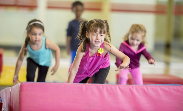 gymnastics academy